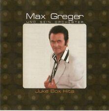 Max Greger und sein Orchester - Juke Box Hits (1956-1964) CD NEW