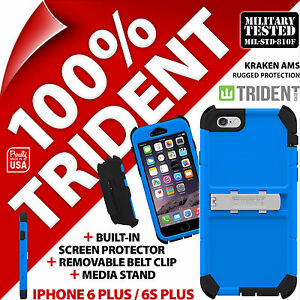 Trident Kraken AMS Rugged Protection Case for Apple iPhone 6 Plus / 6S Plus