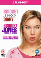 Bridget Jones's Diary/Bridget Jones - The Edge of Reason DVD (2013) Renée