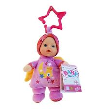 zapf creation baby born rosa engel for babies 18cm puppe babypuppe mit stern