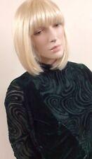 Peggy French Couture Green Velvet 1960s Babydoll Dress UK 10