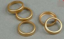 30027 Narrow Bronze Ring for Lgb Locos, 6 pieces