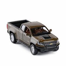 1:32 Chevrolet Colorado ZR2 Pickup Truck Model Car Diecast Vehicle Gift Brown
