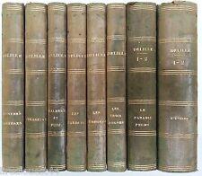 Eneide 1-2 paradis perdu 1-2 malheur et pitié... 8 livres de Delille Hiard 1832