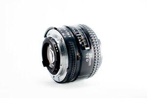 Nikon Nikkor 35mm f/2D Wide Angle Lens