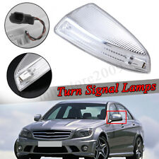 Left Door Mirror Turn Signal Light For Mercedes Benz W204 C-Class C300 C350