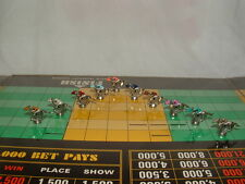 10 PIECE TOKEN FIGURE VINTAGE APBA AMERICAN SADDLE HORSE RACE GAME BLINKERS #2