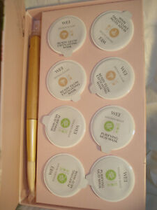 Wei Two-in-One Purify and Glow Mask Collection with Brush