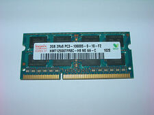Barrette mémoire HYNIX 2 GO SO-DIMM DDR3 PC3 10600s