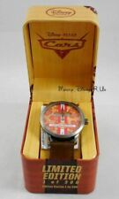 New Disney D23 Expo Pixar CARS John Lasseter Limited Edition LE 300 Wrist Watch
