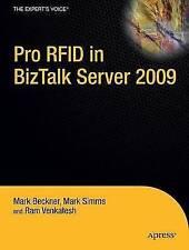 Pro RFID in BizTalk Server 2009 by Mark Simms.    T3