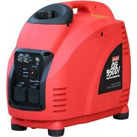 Coleman Portable 3500-W Portable Gas Powered Inverter Generator Home RV Camping