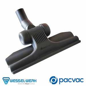 PACVAC 32MM Wessel Werk Gulper Floor Tool Vacuum Nozzle Head HAKO PULLMAN