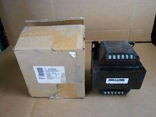 NIB SIEMENS MT MTG1500A CONTROL TRANSFORMER 1500 VA 240/480 PRI 120 SEC 50/60Hz