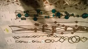 bulk lot of 500 pieces of jewelry