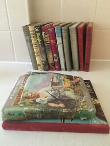 Collection of Vintage Biggles books