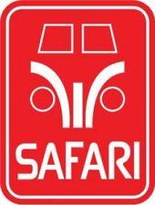 Safari sticker VW Volkswagen Split Bus Design Rat Rod