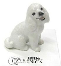 Little Critterz Miniature Poodle - LC809 (Buy 5 get 6th free!)