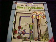 Gallery Glass Beginners Book Stained Glass Techniques Redi Lead