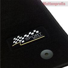 OPEL Astra J sports tourer à partir de Bj. 10/2010 - velour sport Logo Edition tapis de sol