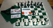CHESS SET PIECES BOARD BAG DIGITAL DGT 960 CLOCK