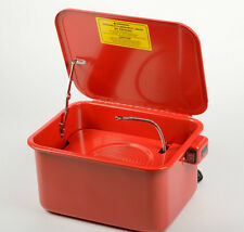3.5 Gallon Parts Washer w/ Electric Pump Automotive Shop Tools and Equipment