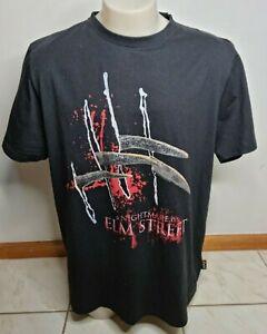 Freddy Krueger Nightmare on Elm Street T-Shirt TEE SIZE XXL