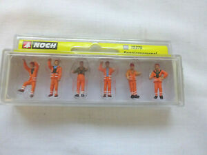 NOCH OO / HO GAUGE WORKER FIGURES 15275  [MINT AND BOXED]
