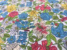 Liberty Tana Lawn 100%, 'Small Susanna' (per metre) dress fabric, sewing