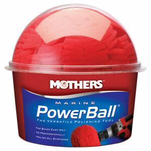 MOTHERS Marine Power Ball Polishing Tool