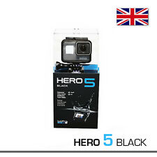 GoPro HERO 5 BLACK 4K 12MP Waterproof Action Camera with Touch Display WI-FI