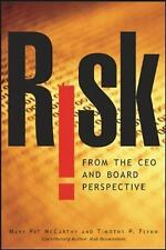 Risk From the CEO and Board Perspective: What All Managers Need to Know About G