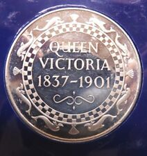 Osborne House Queen Victoria Cowes Isle of Wight IOW Cupro-Nickel Medal EF