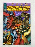 Team Youngblood Vol 1 Issue 3 November 1993 Image Comics
