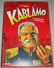 KABLAMO 2004 GIGANTOSKOP GAMES RUSSIAN ROULETTE BOARDGAME EXCELLENT CONDITION