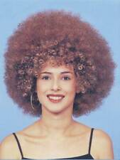 Beyonce Afro Wig. Brown, Fancy Dress Party Wig, Halloween