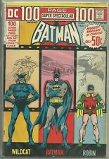 DC 100-Page Super Spectacular #14 Bronze Age 1973 Comic FN/FN+ (Batman Reprints)