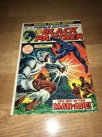 JUNGLE ACTION #5 THE BLACK PANTHER 1ST SOLO SERIES ~ 1973 ~ MARVEL COMICS
