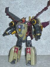 Transformers Cybertron SKY SHADOW Incomplete Ultra Class 2005 Hasbro