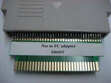 Nintendo NES Cardridge on Famicom console transform connector PLUG & PLAY rare