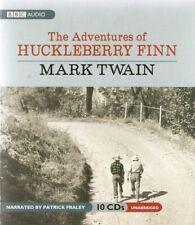 Mark Twain - The Adventures of Huckleberry Finn (10xCD A/Book 2009)  Unabridged