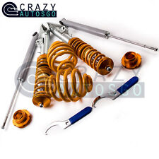 Adjustable Lowering Coilovers Kit for BMW E36 318i, 318is, 318ic 323i Saloon New