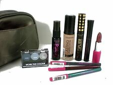 Collection 2000 10pc Makeup Cosmetics Gift Bag (face foundation eye lips)
