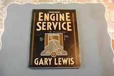 Engine Service by William G. Lewis Second Edition(1986, Paperback)