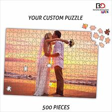 Custom Puzzle 50 X 35 cm (A3+) 500 Pieces  - Puzzle Personalizzato 500 pezzi