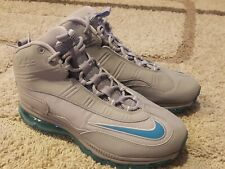 PRE OWNED --  NIKE AIR MAX JR 442478-030  SIZE 11.5