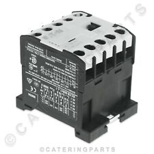 HOBART CONTACTOR POWER RELAY141440-1 230V COIL 3xN/O 20A CHIPPER MIXER PEELER