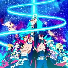 "027 Tengen Toppa Gurren Lagann - Japanese Anime Cute 14""x14"" Poster"