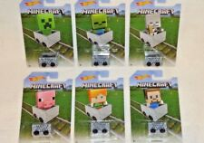2016 HOT WHEELS MINECRAFT SPECIAL EDITION - Minecart - 6 Pack