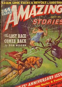 Pulp SI-FI--Amazing Stories--May 1941-----136